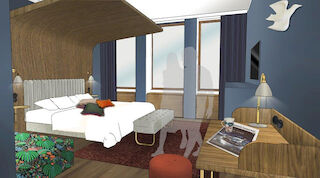 Functionalist classic, Original Sokos Hotel Vaakuna, to be renewed