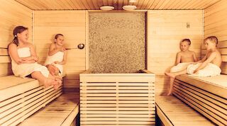 Original Sokos Hotel Ilves lapset saunovat