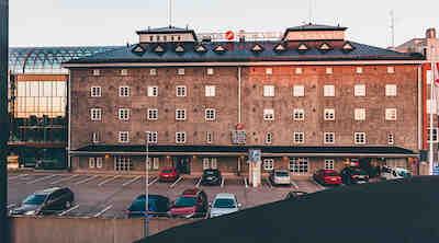 Original Sokos Hotel Villa Teatteripaketit