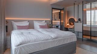 Sviitti saunaFlamingossa Break Sokos Hotel Flamingo Vantaalla
