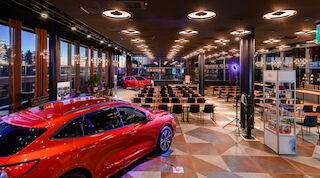Break Sokos Hotel Flamingo näyttely autot tapahtumat