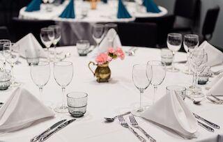 Original Sokos Hotel Presidentti, ruokailu, kattaus, juhlat, juhlatilat, tilaisuudet