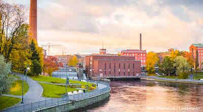 Solo Sokos Hotel Torni Tampere hotellit tampere syksy kulttuuri