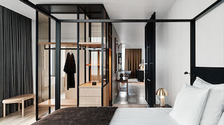 Original Sokos Hotel Tripla, saunallinen sviitti sauna suite