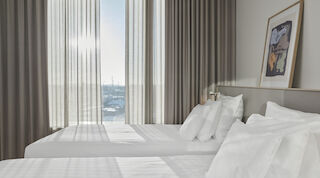Original Sokos Hotel Tripla Pasila Helsinki hotelli twin huone