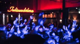 Parasta biletystä ravintola Tulisuudelmassa Suomen parhaitten bändien tahdissa