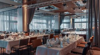 Restaurant Presidentti, Original Sokos Hotel Presidentti, Helsinki, Finland