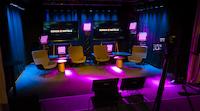 webcast, striimaus, streaming, etätyö, kokous, studio, helsinki, toimisto,