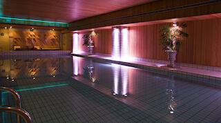 Swimming pool - Original Sokos Hotel Presidentti, Helsinki
