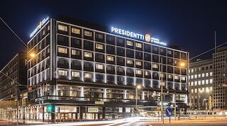 Original Sokos Hotel Presidentti, Хельсинки, Финляндия