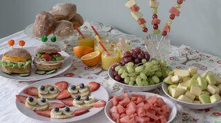 Sokos Hotels, aamiainen, Onni Orava, Onni Oravan aamiainen