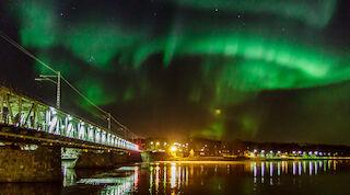 Tarjoushinnalla Rovaniemelle