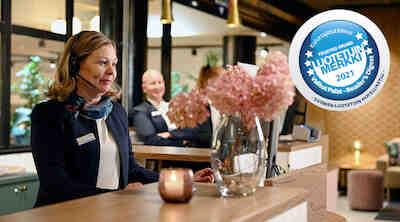 Sokos Hotels on Suomen luotetuin hotelliketju 2021