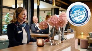 Sokos Hotels är än en gång Finlands mest betrodda hotellkedja 2021