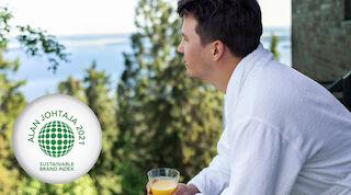Sokos Hotels vastuullisuus Touchpoint Oy Rester Oy työvaatteiden kierrätys uusiokuitu