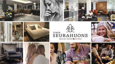 Solo Sokos Hotel Turun Seurahuone avautuu 2019