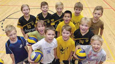 Sporttiklubi Kokkolan Tiikereiden E-pojat