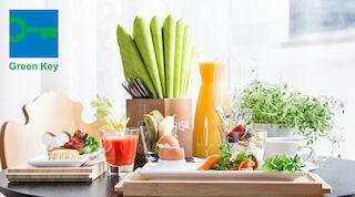 green key finland aamiainen breakfast lähiruoka vastuullisuus