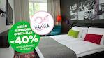 Sokos Hotels 3+1 päivää hotellitarjous