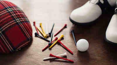 golfia Kouvolassa ja Kotkassa