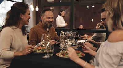 Original Sokos Hotel Arina Oulu Teatteri illallinen