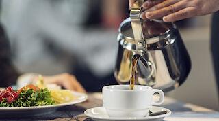 Breakfast with meal voucher at Break Sokos Hotel Levi