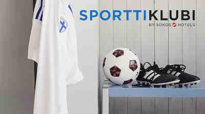 Sporttiklubi, sporttimajoitus, sporttimenu, Original Sokos Hotel Vantaa