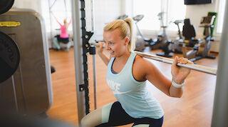 kuntosali, levi wellness club, lappi, voimahrjoittelu, treeni, gym
