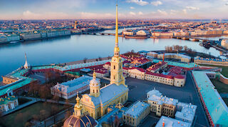 Special offer to St. Petersburg for S-Card customers