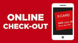 Online check-out S-Card Sokos Hotels