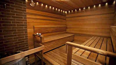 Sport it Vanha Paloasema, Oulu - saunatilat - sauna