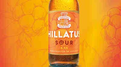 Hillatus Sour Tornion Panimo Amarillo Oulu Frans & Camille Bistro