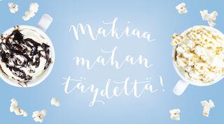 Puistokahvila Makia oulu kaakao