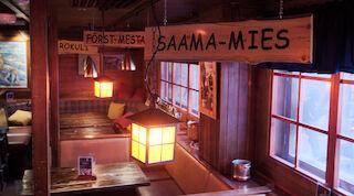 Uitto Pub Rovaniemen legendaarinen pubi