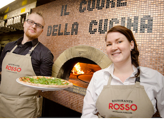 pizza rosso oulu
