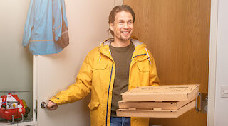 Pizza & Buffa, take away, pizza, ruokatilaus, kotipaketti, oulu, rovaniemi