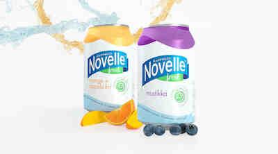 Novelle Fresh Osuuskauppa Arina kahvila