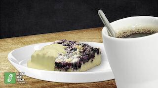 eekoo aino onni kampanja elokuu kuningatarpiirakka vaniljakastike kahvi tee