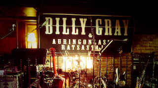 Billy Gray & Auringonlaskun Ratsastajat