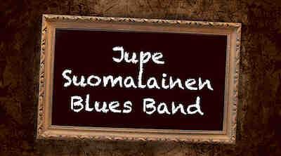 Jupe Suomalainen Blues Band