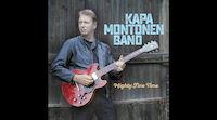 Kapa Montonen Band Lampussa 20.4.