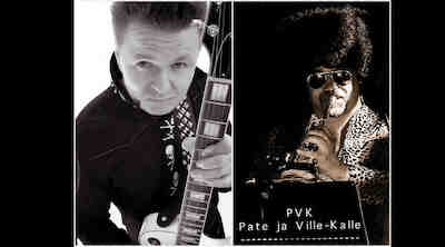 PVK Pate ja Ville-Kalle keikat Lappeenranta
