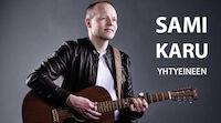 Sami Karu yhtyeineen Lampussa