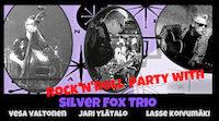 Eekoo VENN esiintyjä Silver Fox Trio