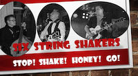 Six String Shakers