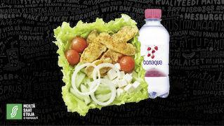 eekoo hesburger salaatti ja bonaqua bonustarjous tammikuu