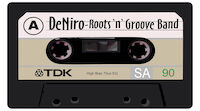 DeNiro Roots'n'Groove Band Lamppu keikat Lappeenranta