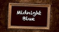 Midnight Blue Lampussa
