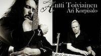 Duo Antti Toiviainen & Ari Korpisalo keikat Lamppu