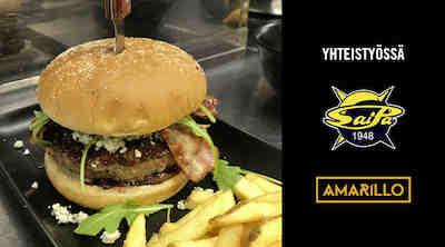 eekoo amarillo lappeenranta saipa saipa-burger